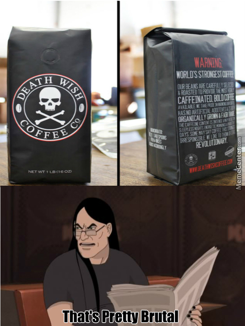 Death Wish The World'S Strongest Coffee