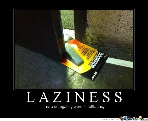 Definition Of Lazinnes