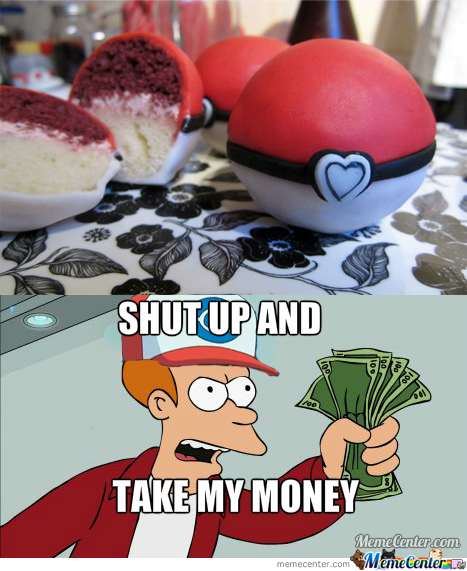 Delicious Pokemon Cake