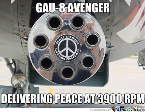 Delivering Peace :d