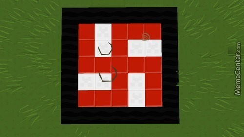 Dem Nazis Even In Minecraft!
