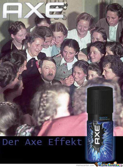 Der Axe Effect