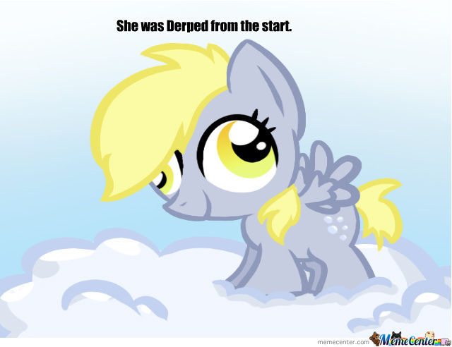 Derpy Whooves