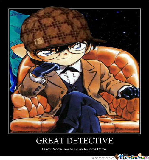 Detectives...