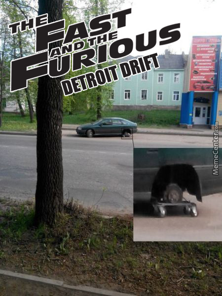 Detroit Drift