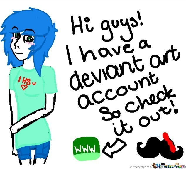 Deviant Art Account!~