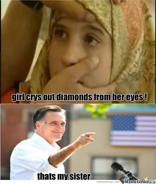 Diamonds ...