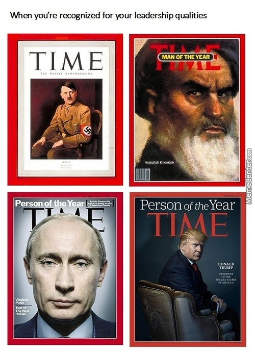 Did Donald Buy Time Magazine?