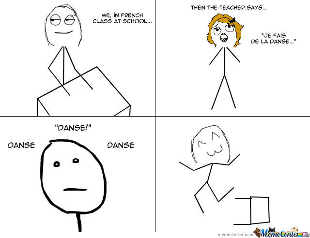 Did You Say... 'dance'?