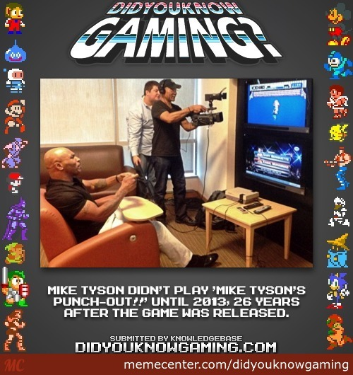Didyouknowgaming?