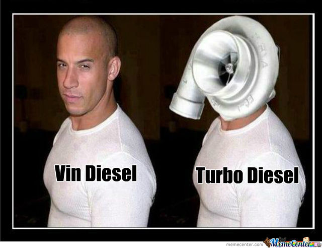 Diesel, know the difference