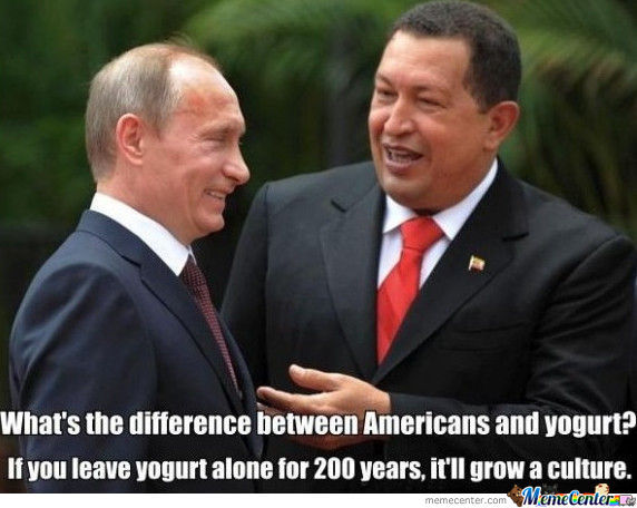Difference Between Americans And Yogurt