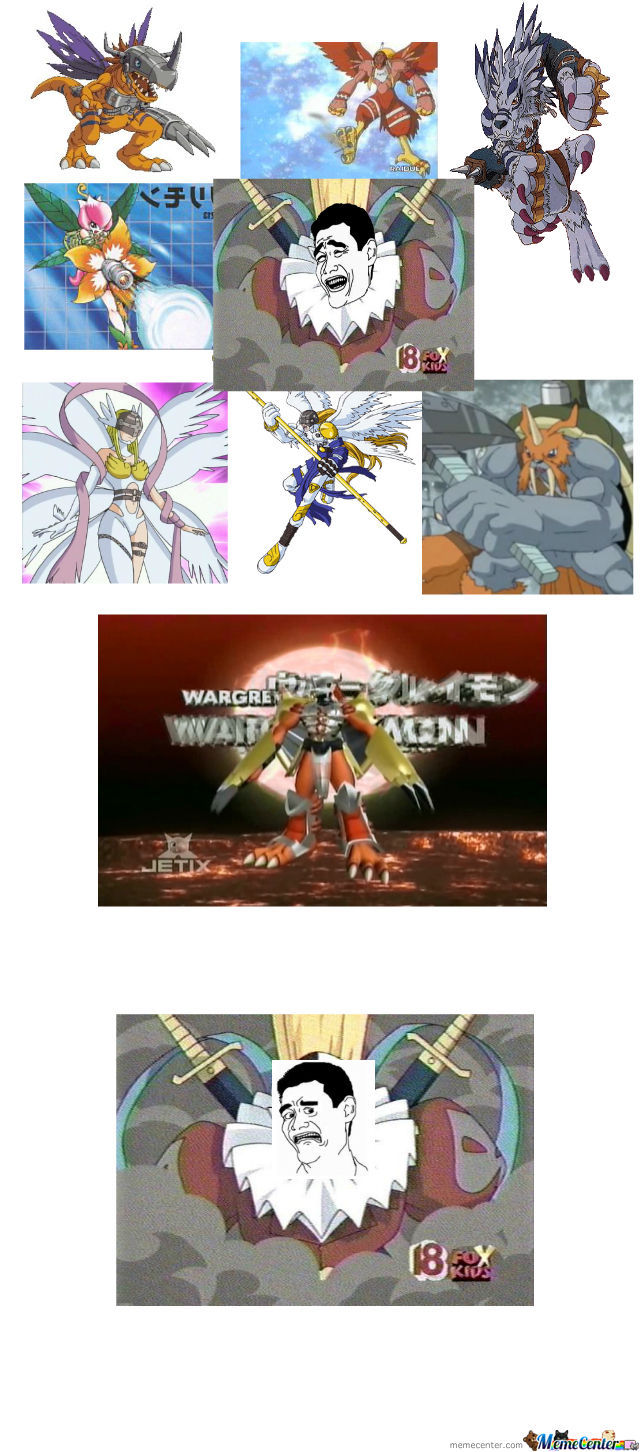 Digimon Logic