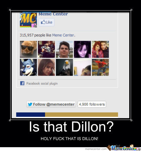 Dillon, When You See It, You'll Shit Bricks