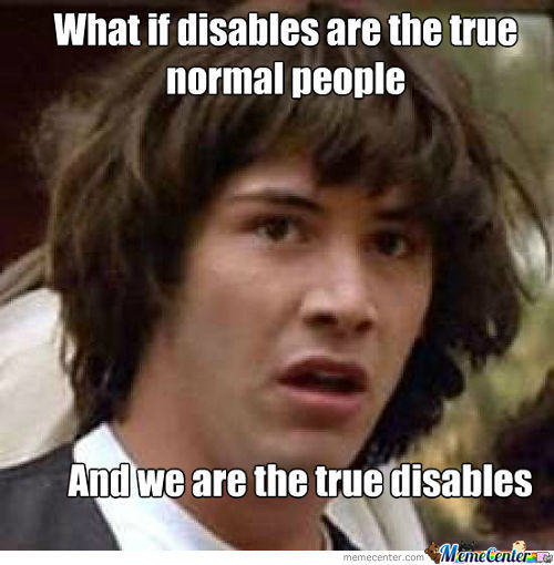 Disables?