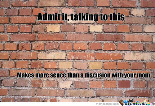 Discusion With Your Mom