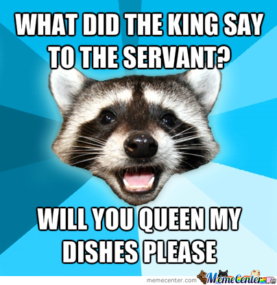 Dishes Need To Be Cleaned In The Castle L.p.c