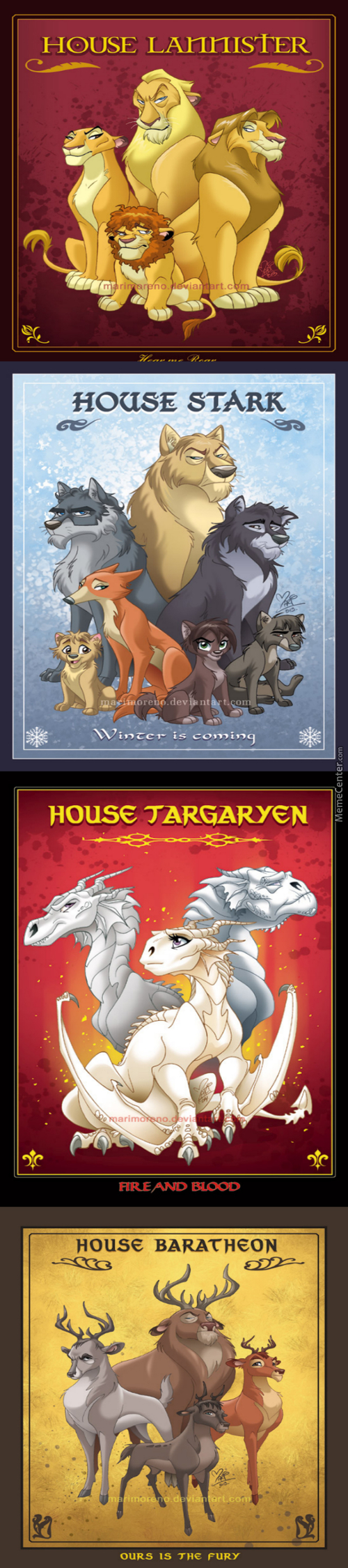 Disney's Game Of Thrones, Couldn't Find The Source.