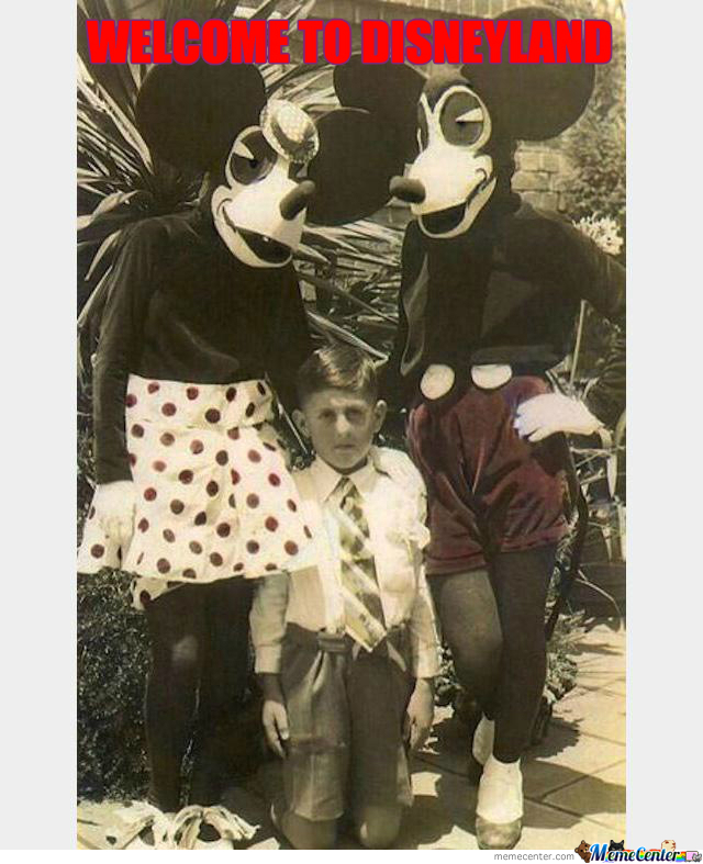 Disney Used To Be Scary