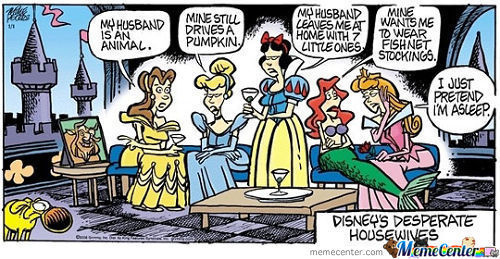 Disney's Desperate House Wives :p