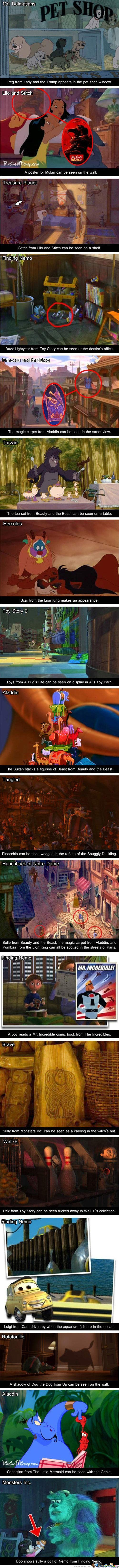 Disneys Secrets