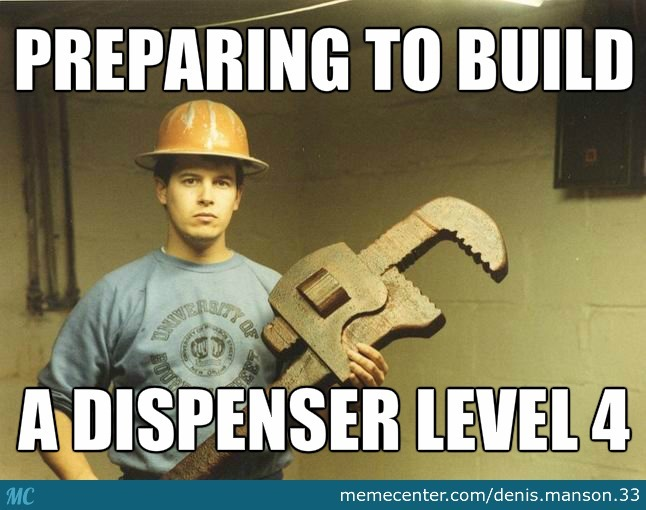 Dispenser Level 4