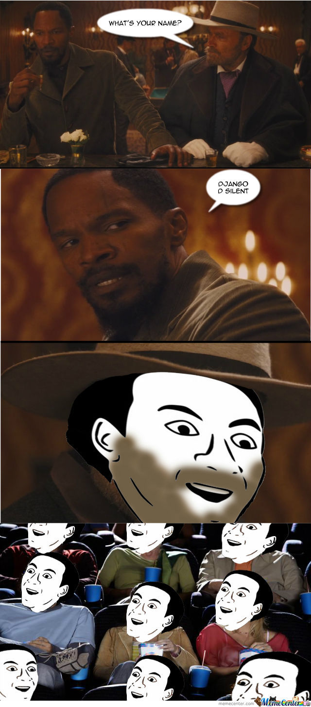 Django You Don't Say