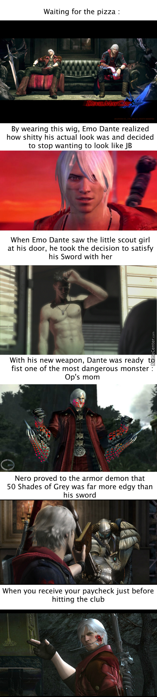 Dmc: Dank May Cry