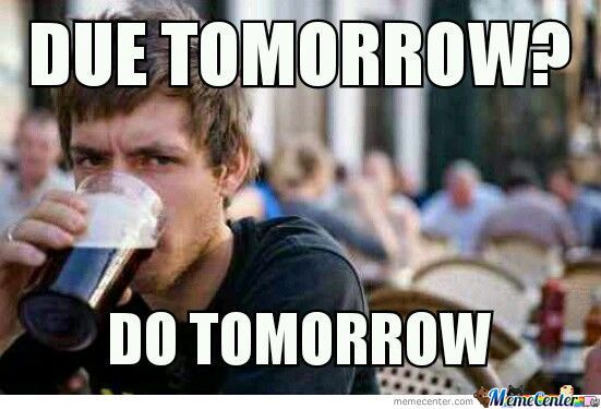 Do Tomorrow