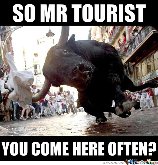 Do You, Mr Tourist?