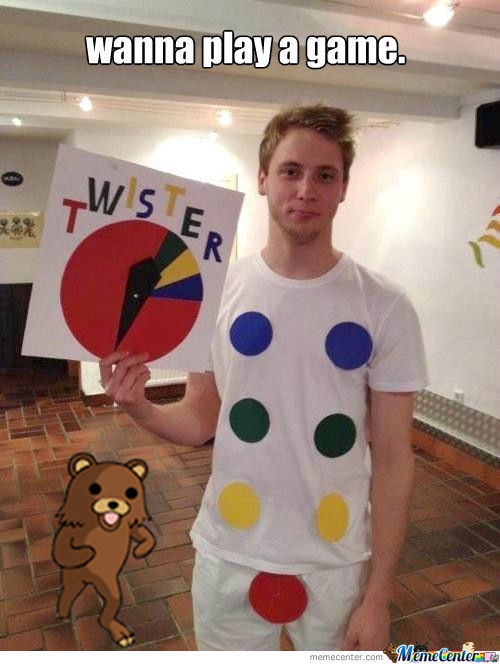 Do You Want To Play Twister