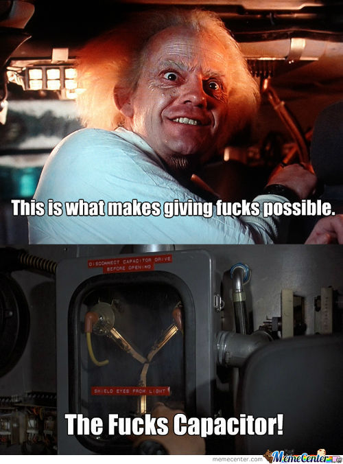 Doc Brown Figured It Out