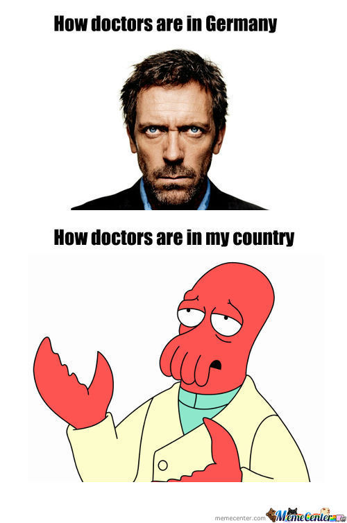 Doctors In My Country