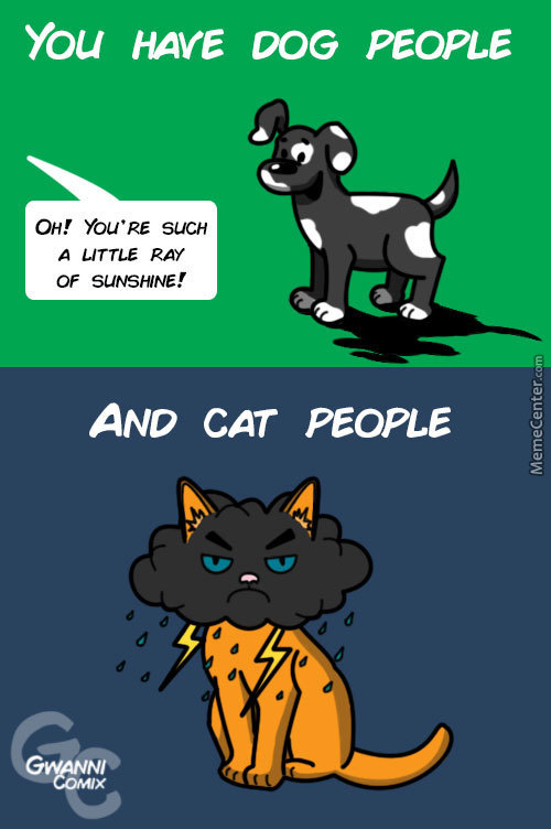 Dog & Cat People