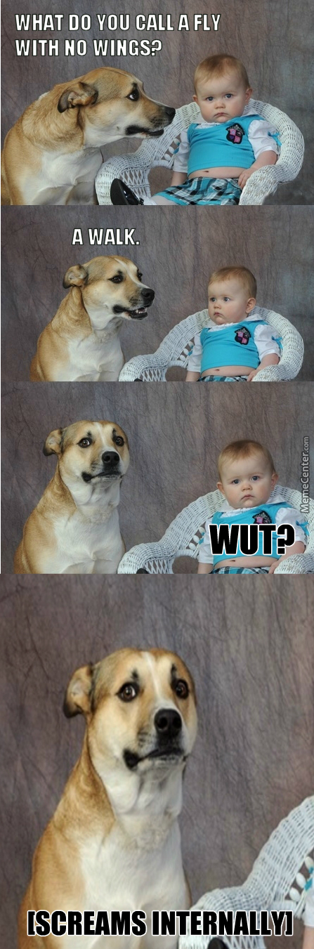Dog, You Had One Job. Make The Baby Laugh. by gawenirs ...