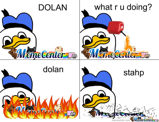 Dolan Burns Memecenter
