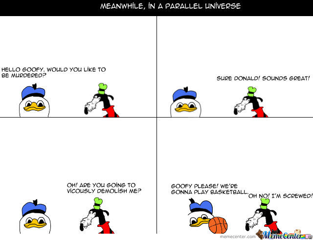 Dolan In A Parallel Universe