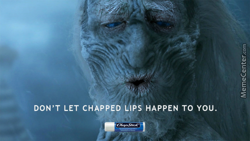 Don't Let Chapped Lips Get To You