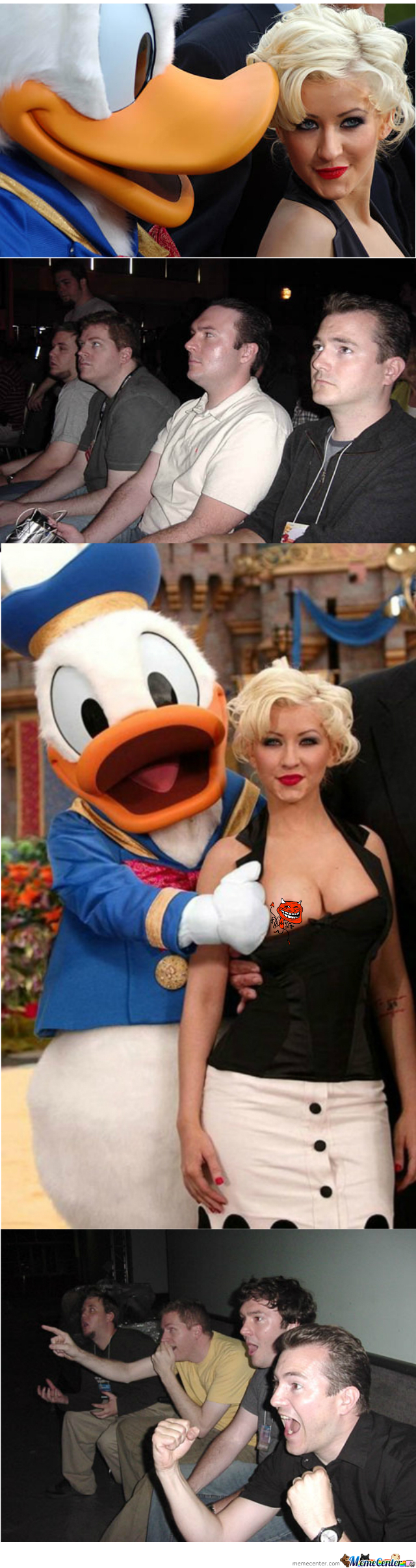 Donald Duck Is My Hero