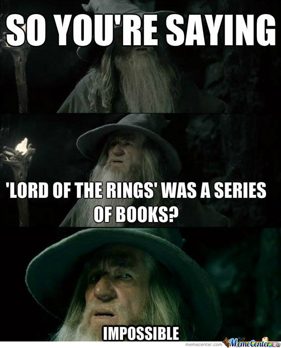 Don't Believe The Hype, Gandalf
