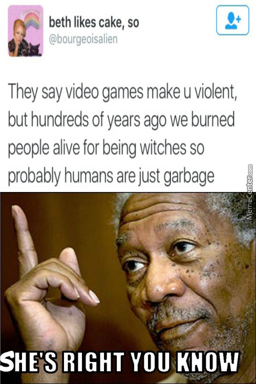 Dont Blame Gaming Xd