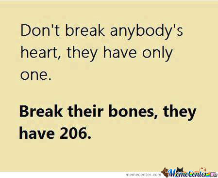 Don't Break Anybody's Heart