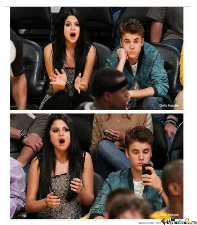 Don't Bring Your Gf To An Nba Game...she Might Get Bored.
