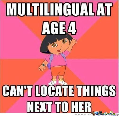 Dora The Explorer Logic