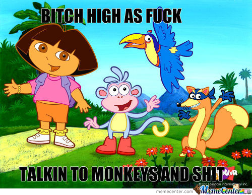 Dora Memes. Best Collection of Funny Dora Pictures