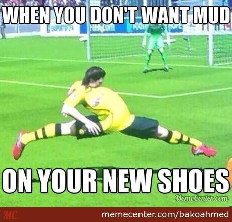 Dortmund Players Know That Feel.
