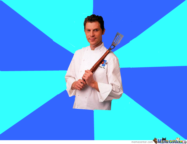 Douchebag Bobby Flay