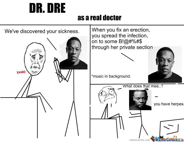 Dr. Dre As A Real Doctor