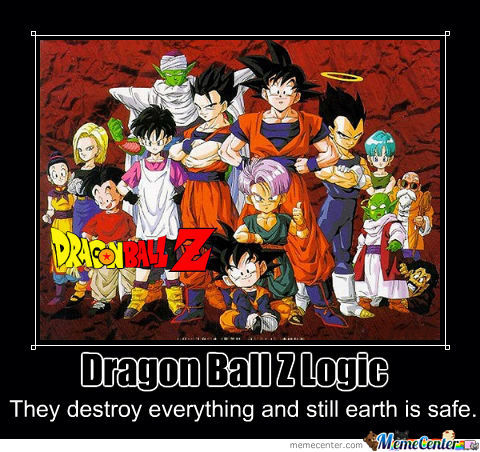 Dragon Ball Z Logic