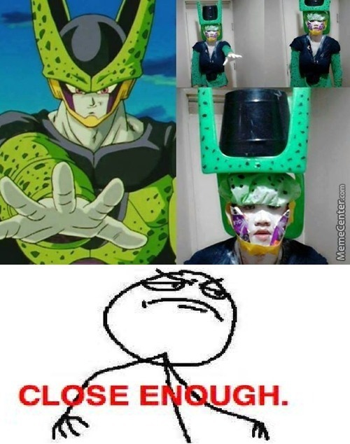 Dragonball Cosplay.